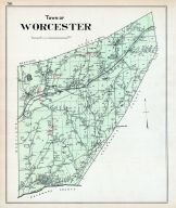Worcester Town, Otsego County 1903